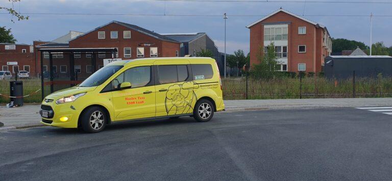 Den gule bil